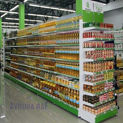 Supermarket Shelf Systems